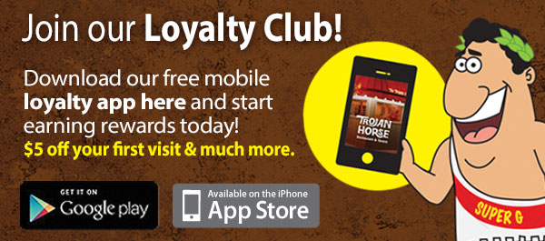 Join Our Loyalty Club